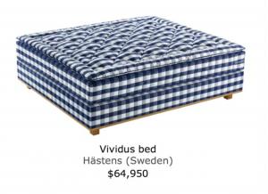 Vividus bed